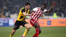 Super League: Το 0-0 στο ΑΕΚ-Ολυμπιακός... βοηθά τον ΠΑΟΚ