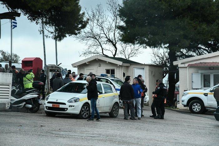 Αγρια δολοφονία στον Διόνυσο - Νεκρός υπάλληλος του δήμου - εικόνα 7