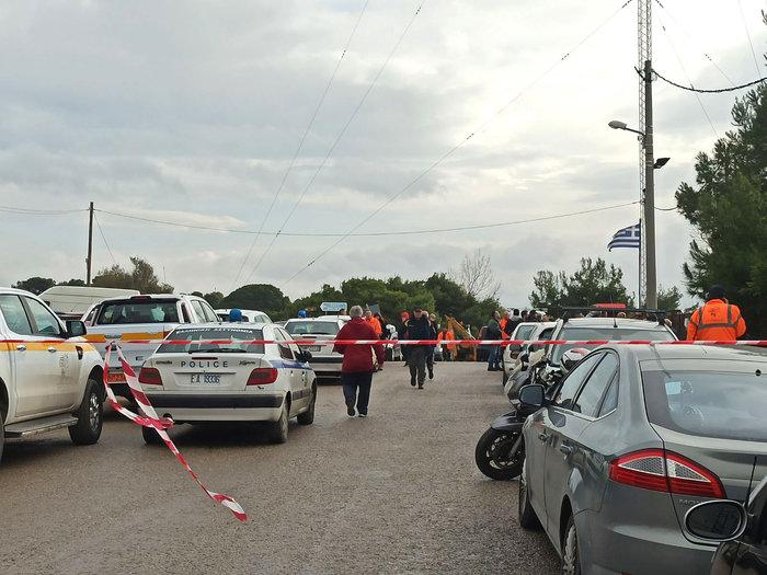 Αγρια δολοφονία στον Διόνυσο - Νεκρός υπάλληλος του δήμου