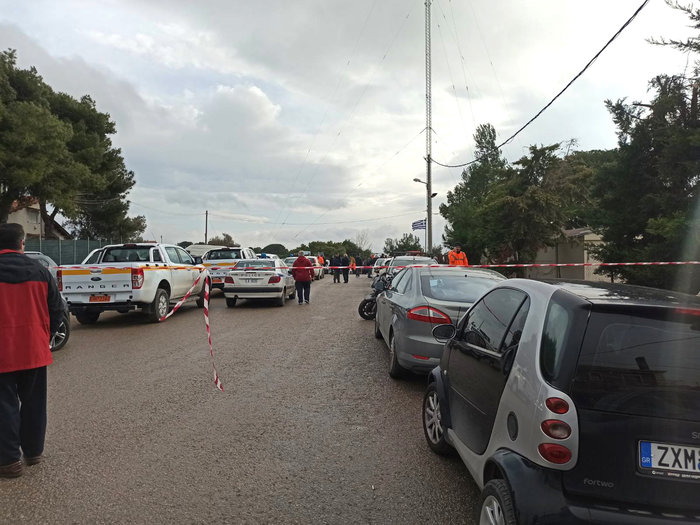 Αγρια δολοφονία στον Διόνυσο - Νεκρός υπάλληλος του δήμου - εικόνα 3