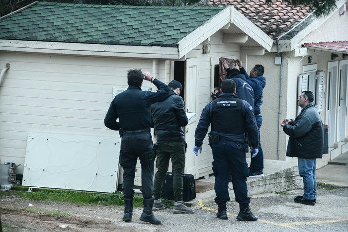 Αγρια δολοφονία στον Διόνυσο - Νεκρός υπάλληλος του δήμου - εικόνα 4