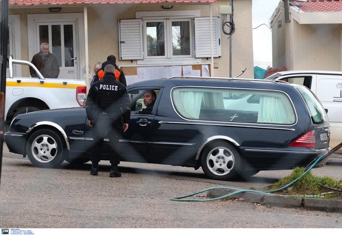 Αγρια δολοφονία στον Διόνυσο - Νεκρός υπάλληλος του δήμου - εικόνα 6