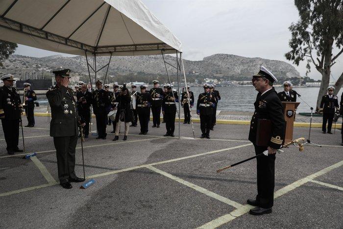 Γιατί ο αρχηγός Στόλου αποχώρησε με βάρκα και κωπηλάτες- Το τελετουργικό - εικόνα 5