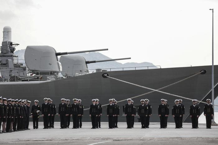 Γιατί ο αρχηγός Στόλου αποχώρησε με βάρκα και κωπηλάτες- Το τελετουργικό - εικόνα 8