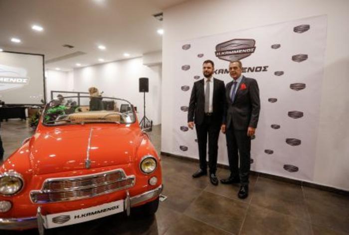 Καμμένος: Πώς από αρχηγός κόμματος άνοιξε πολυτελή «μάντρα» αυτοκινήτων - εικόνα 8
