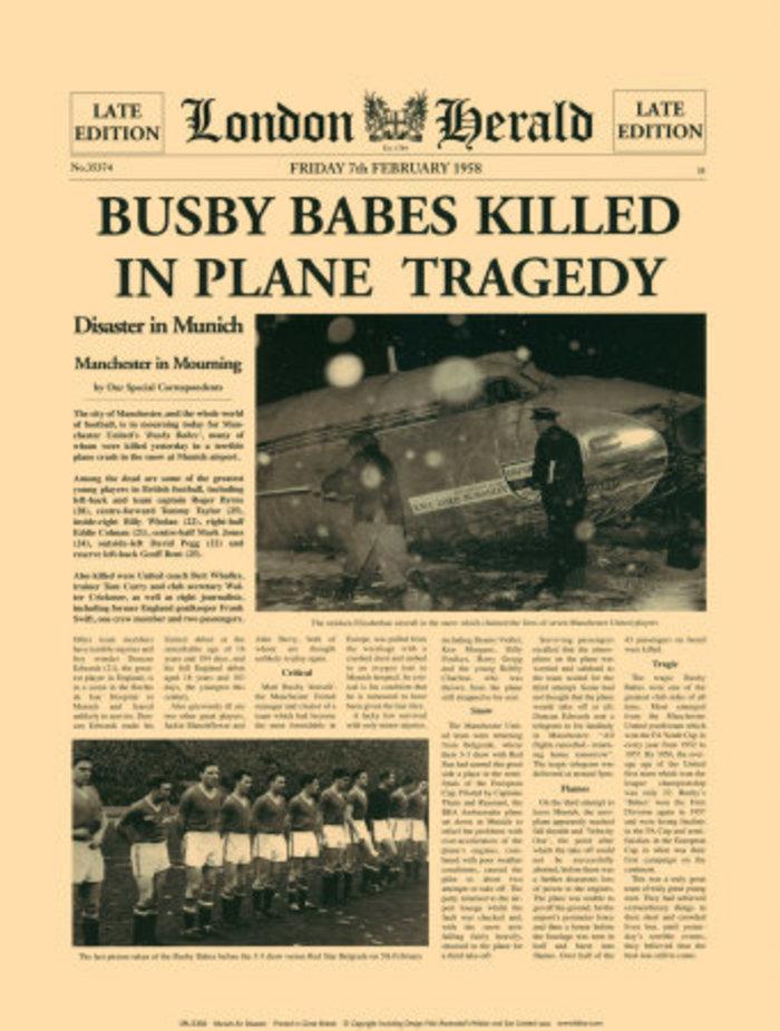 Αεροπορικά δυστυχήματα που στοίχισαν τη ζωή σε νέους και διάσημους - εικόνα 2