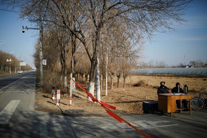 Κίνα: Οδοφράγματα και μπλόκα ενάντια στον κοροναϊό