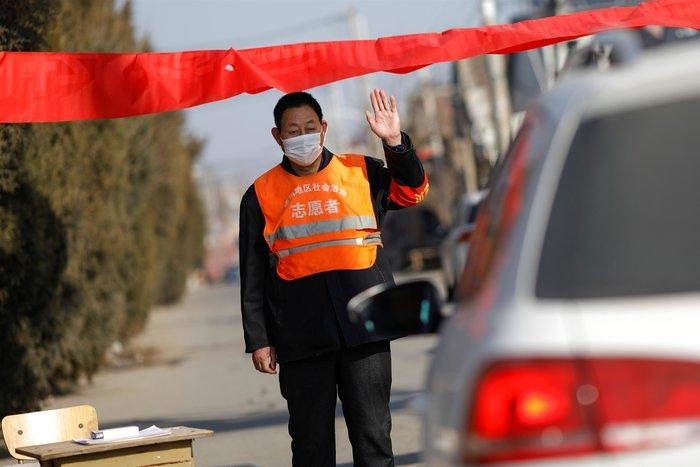 Κίνα: Οδοφράγματα και μπλόκα ενάντια στον κοροναϊό - εικόνα 3