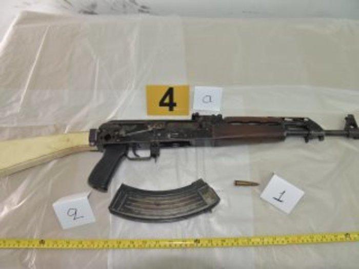 Αυτά είναι τα όπλα του τοξοβόλου: Ήταν έτοιμος για «χτύπημα»- Φωτό - εικόνα 2