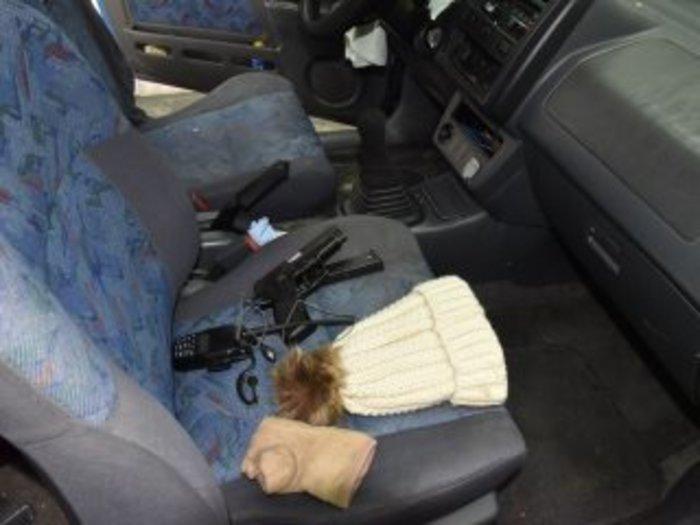 Αυτά είναι τα όπλα του τοξοβόλου: Ήταν έτοιμος για «χτύπημα»- Φωτό - εικόνα 3