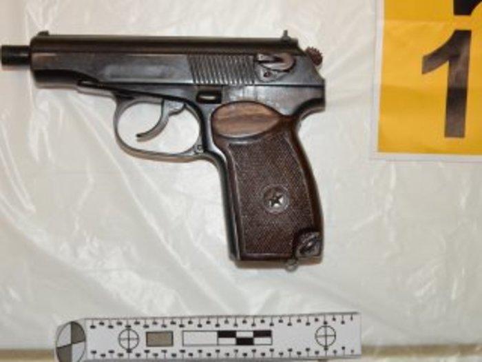 Αυτά είναι τα όπλα του τοξοβόλου: Ήταν έτοιμος για «χτύπημα»- Φωτό