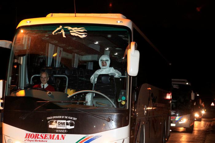 Κοροναϊός:Γιγάντια εκστρατεία μεταφοράς πολιτών απο την Κίνα - εικόνα 3