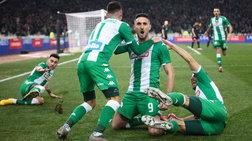 «Πράσινο» το ντέρμπι: ΠΑΟ- ΠΑΟΚ: 2-0