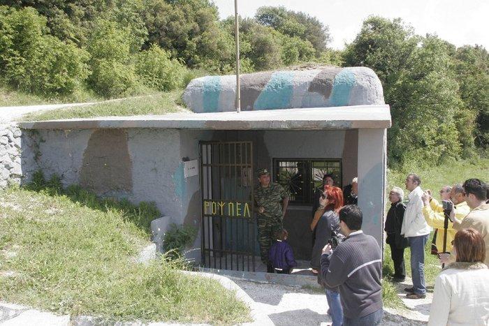 Το θρυλικό οχυρό του Ρούπελ: Ένα ζωντανό μουσείο ιστορίας