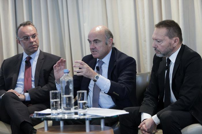 Έύσημα από την ΕΚΤ για την πρόοδο της ελληνικής οικονομίας