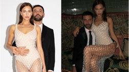 Η Ιρίνα Σάικ στο ίδιο πάρτι με τον πρώην της: Εκδίκηση με κορμάκι & δίχτυ