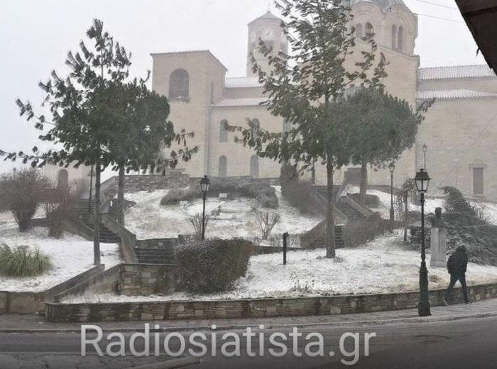 Oι χαμηλότερες θερμοκρασίες στην Ελλάδα - Που εντοπίζονται - εικόνα 7