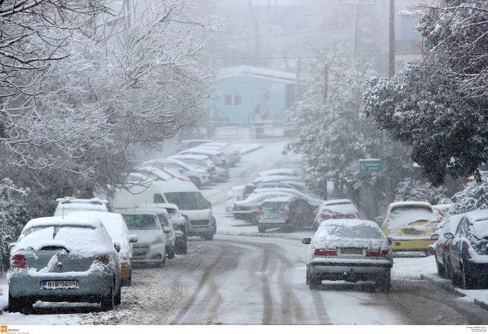 Oι χαμηλότερες θερμοκρασίες στην Ελλάδα - Που εντοπίζονται - εικόνα 4