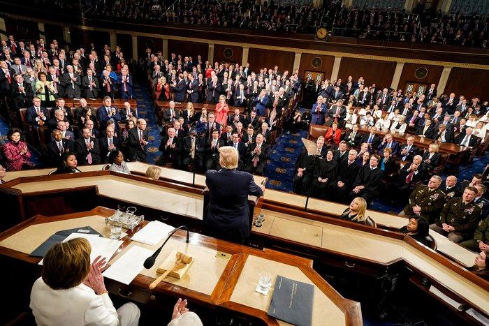 Ομιλία Τραμπ υπέρ οπλοκατοχής, κατά αμβλώσεων και μεταναστών