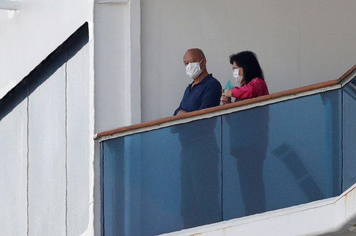 """Κορονοϊος: """"Μολυσμένη φυλακή"""" - Μαρτυρίες σοκ από τα πλοία σε καραντίνα - εικόνα 3"""
