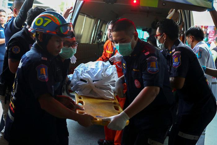Συγκλονίζουν οι μαρτυρίες για το μακελειό στην Ταϊλάνδη - Vid
