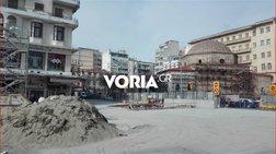 Μετρό - στάση «Βενιζελός»: θα απομακρύνουν άμμο απο τα αρχαία για 4 μήνες!