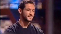 Αγνώριστος: Ο αγχωμένος Πάνος Ιωαννίδης διαγωνιζόμενος στο Top Chef