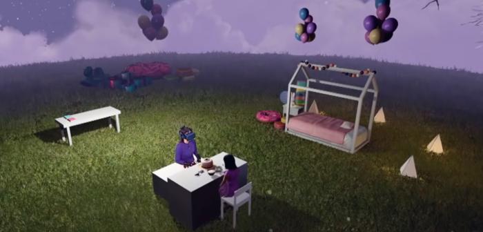 Συγκλονιστικό βίντεο: Μητέρα «συναντά» εικονικά την 7χρονη νεκρή κόρη της