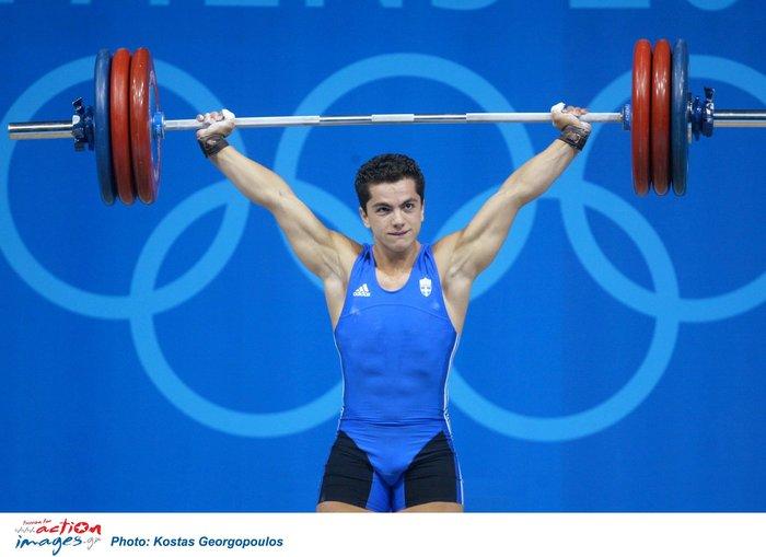 Σοκ στην άρση βαρών: Ντοπέ έλληνας Ολυμπιονίκης