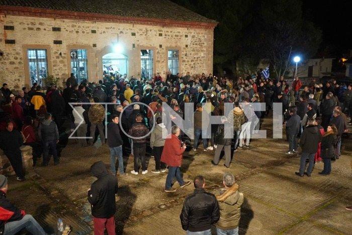 Συγκεντρώσεις κατά της επίταξης εκτάσεων σε Χίο και Μυτιλήνη