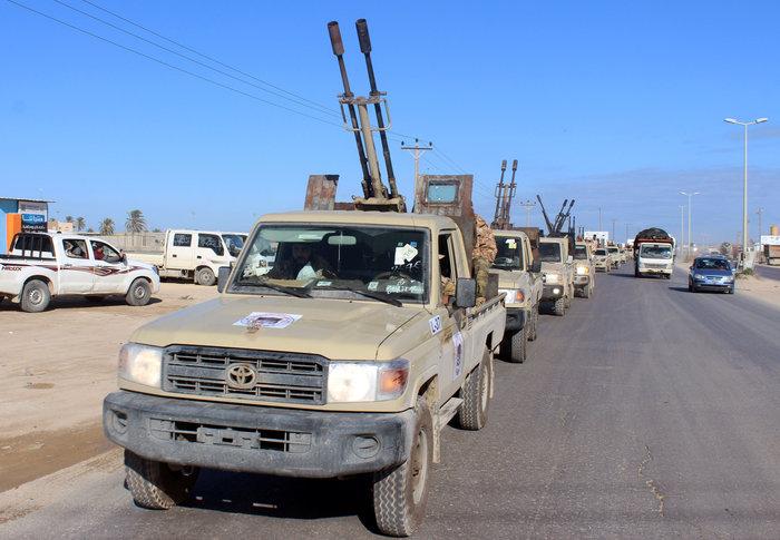 Λιβύη: Φονικές μάχες διεξάγονται κοντά στην Τρίπολη - εικόνα 3