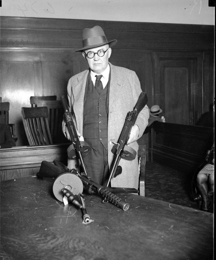 Η ιστορική σφαγή του Αγ. Βαλεντίνου το '29 από τον Αλ Καπόνε [βίντεο]