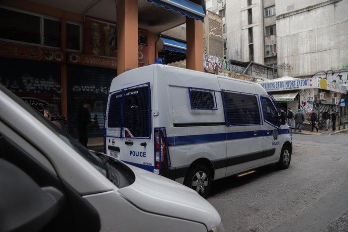 Καρέ καρέ η νέα επιχείρηση της ΕΛ.ΑΣ. στην οδό Μενάνδρου - εικόνα 9