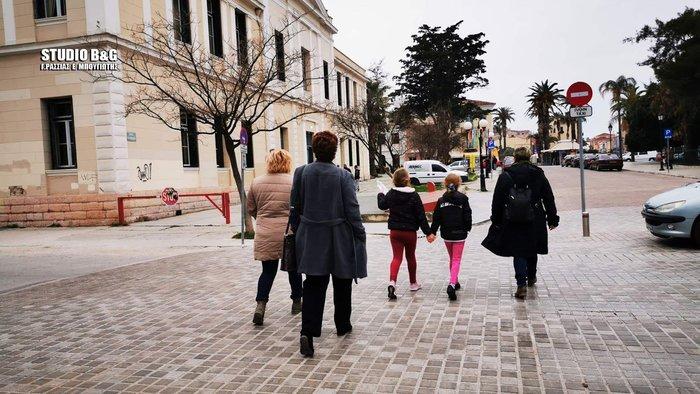 SOS μαθητών για τις κεραίες στο Ναύπλιο-Λουκέτο σε σχολείο - εικόνα 3