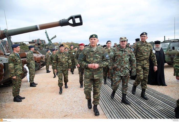 Στρατιωτική άσκηση σαν πόλεμος με καταδρομείς από επτά χώρες - εικόνα 13