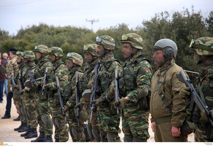 Στρατιωτική άσκηση σαν πόλεμος με καταδρομείς από επτά χώρες - εικόνα 17