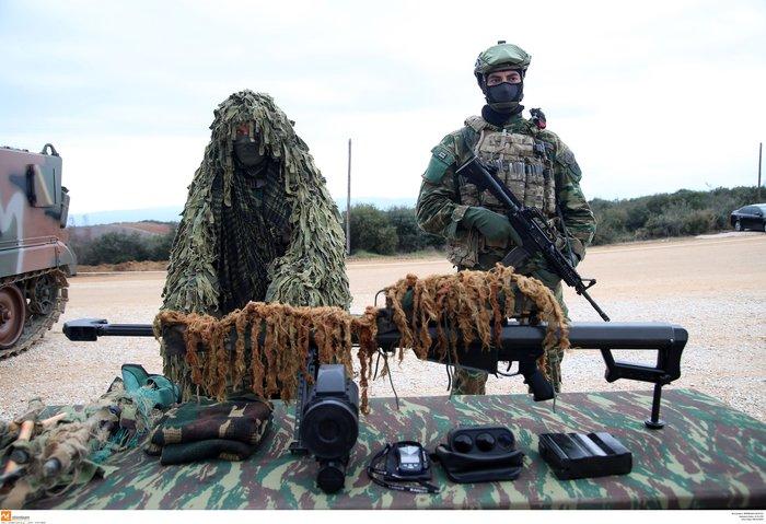 Στρατιωτική άσκηση σαν πόλεμος με καταδρομείς από επτά χώρες - εικόνα 11