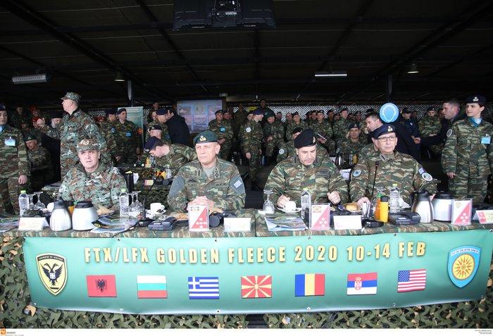 Στρατιωτική άσκηση σαν πόλεμος με καταδρομείς από επτά χώρες - εικόνα 19