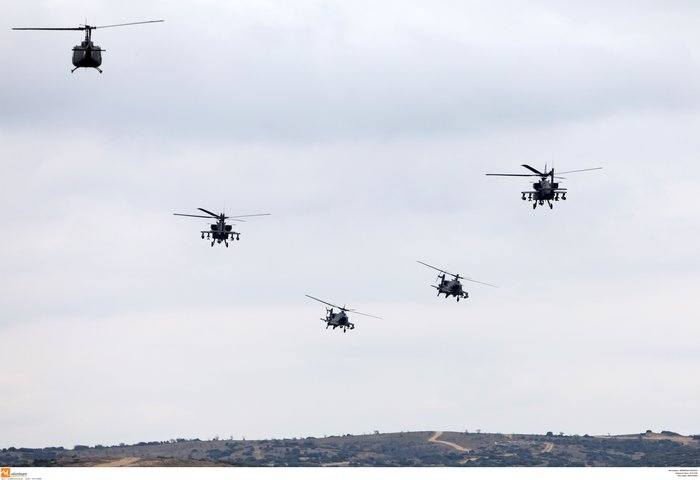 Στρατιωτική άσκηση σαν πόλεμος με καταδρομείς από επτά χώρες - εικόνα 7