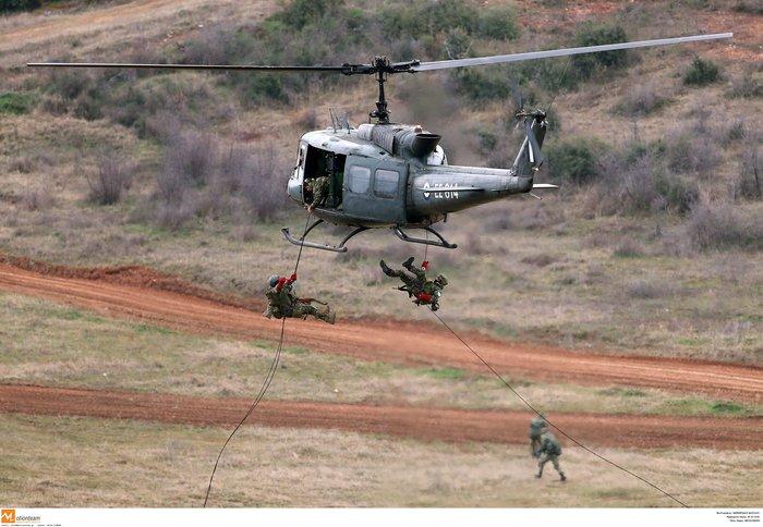 Στρατιωτική άσκηση σαν πόλεμος με καταδρομείς από επτά χώρες - εικόνα 15