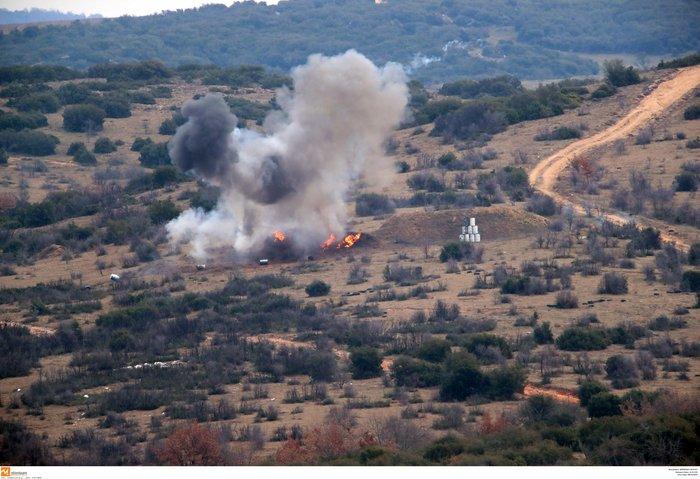 Στρατιωτική άσκηση σαν πόλεμος με καταδρομείς από επτά χώρες - εικόνα 5