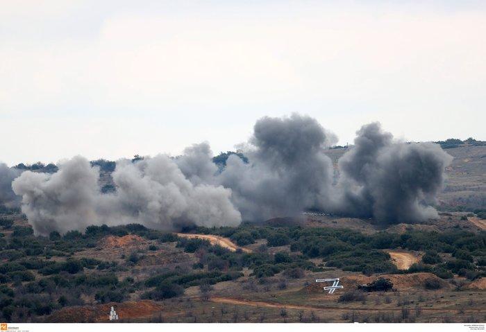 Στρατιωτική άσκηση σαν πόλεμος με καταδρομείς από επτά χώρες - εικόνα 23