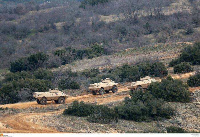 Στρατιωτική άσκηση σαν πόλεμος με καταδρομείς από επτά χώρες - εικόνα 24