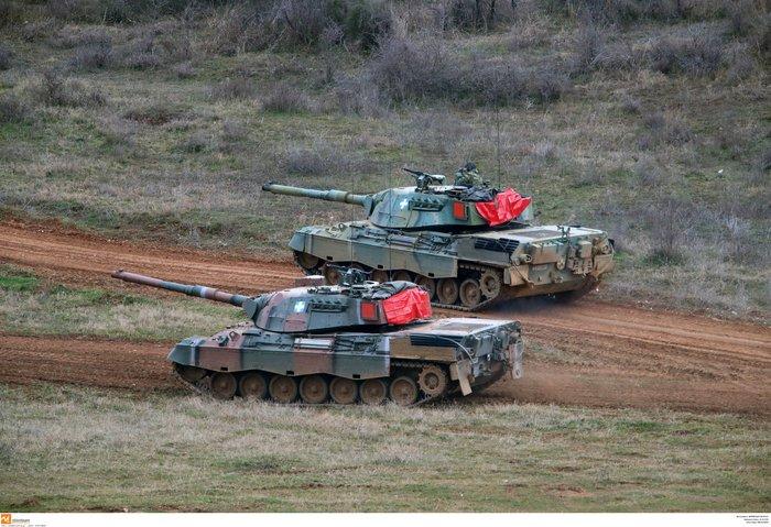 Στρατιωτική άσκηση σαν πόλεμος με καταδρομείς από επτά χώρες - εικόνα 25
