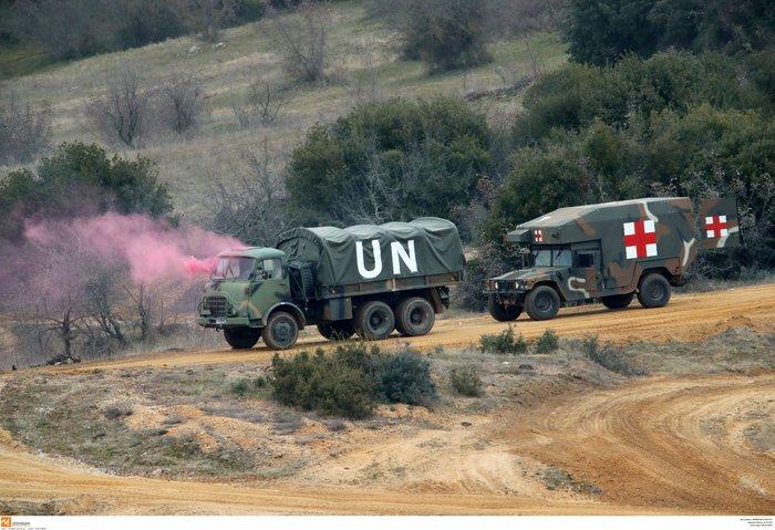 Στρατιωτική άσκηση σαν πόλεμος με καταδρομείς από επτά χώρες - εικόνα 26
