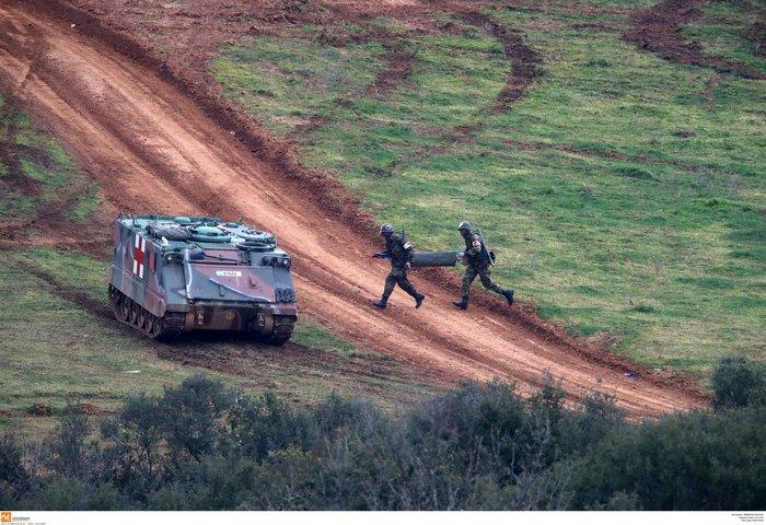 Στρατιωτική άσκηση σαν πόλεμος με καταδρομείς από επτά χώρες - εικόνα 28