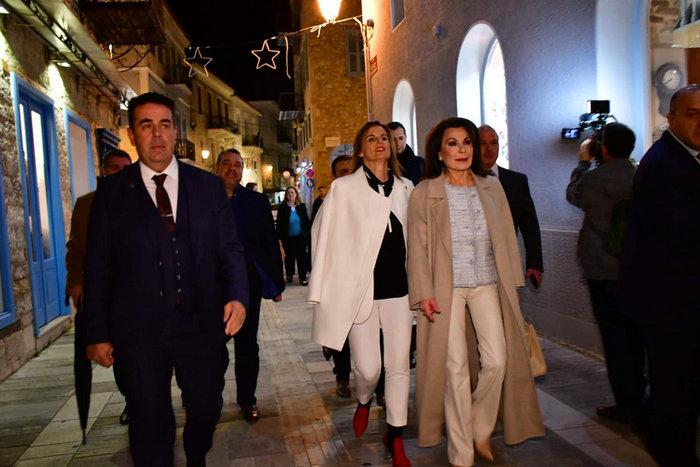 Γιάννα Αγγελοπούλου: Οι πόροι της Επιτροπής προέρχονται μόνο από χορηγίες - εικόνα 4