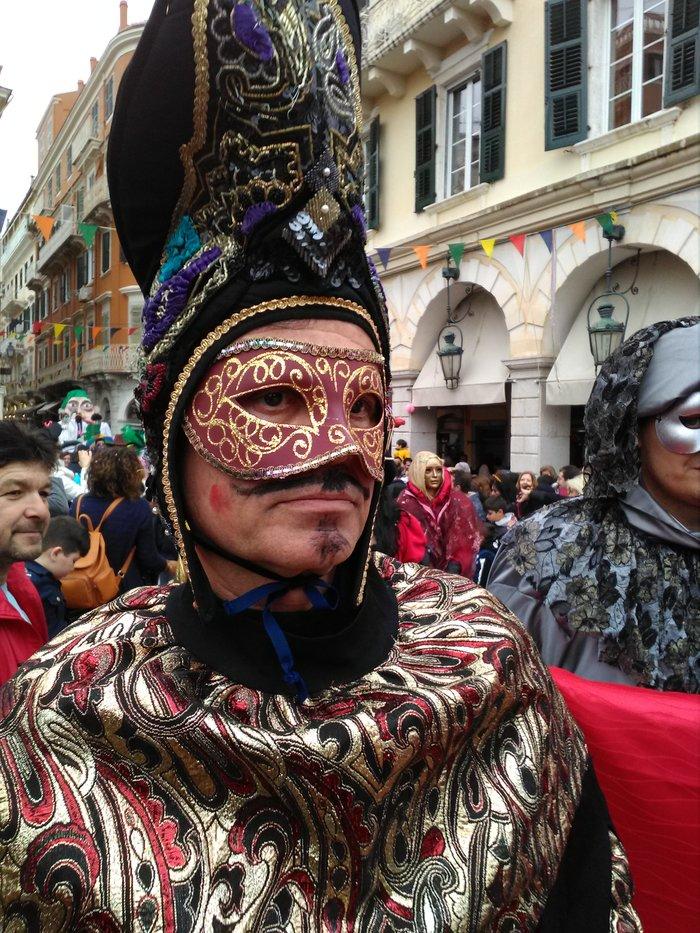 Με  άρωμα Βενετίας το καρναβάλι της Κέρκυρας-Μοναδικές εικόνες