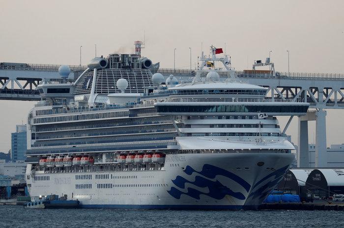 Diamond Princess: Επιστρέφουν οι 2 Έλληνες-Ενημερώθηκε ο ΕΟΔΥ