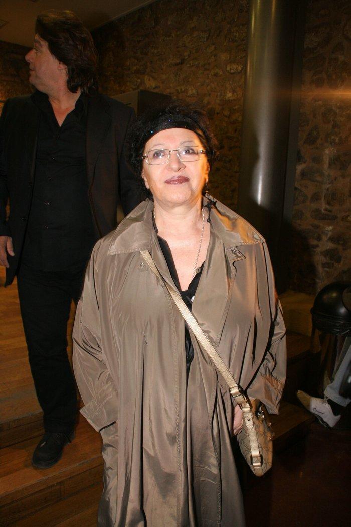 Στο νοσοκομείο η Μάρθα Καραγιάννη - Αγνωστοι οι λόγοι της εισαγωγής